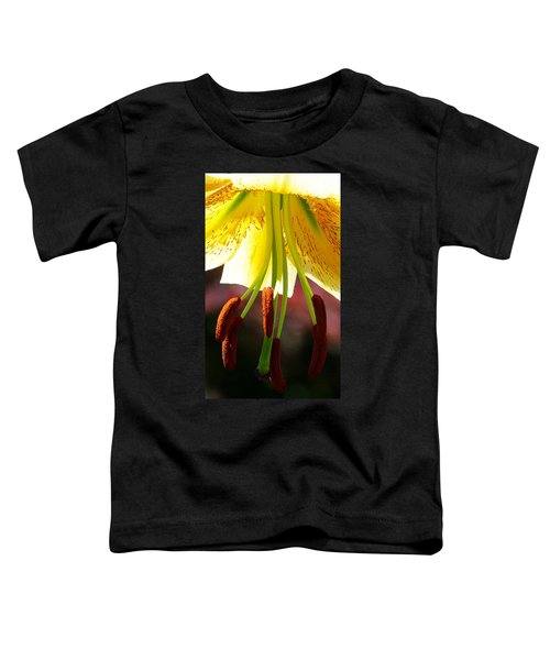 Lily Chandelier Toddler T-Shirt