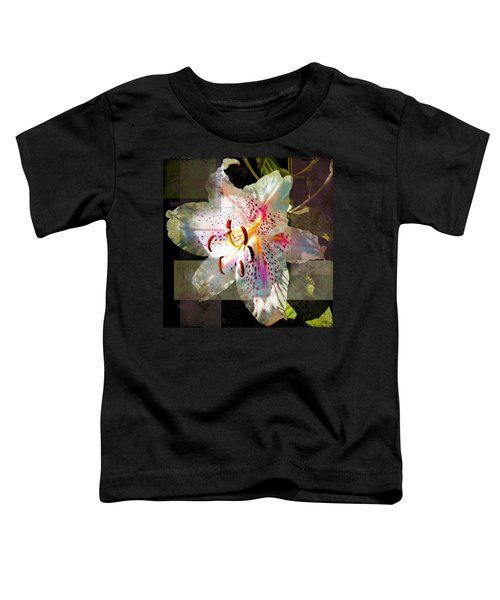 Lily From Whitefish Point Michigan Toddler T-Shirt