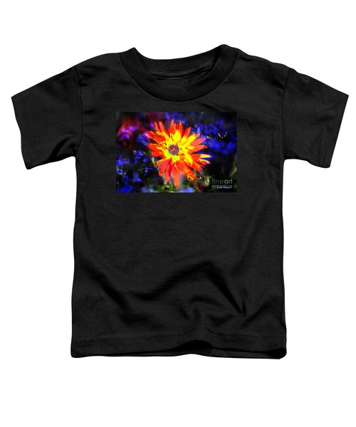 Lily In Vivd Colors Toddler T-Shirt