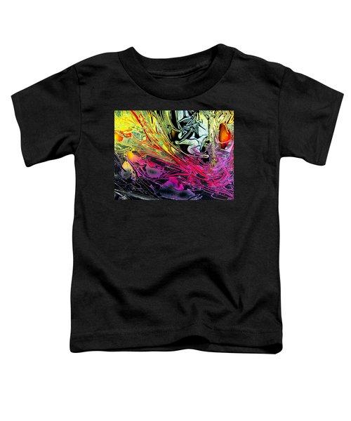 Liquid Decalcomaniac Desires 1 Toddler T-Shirt