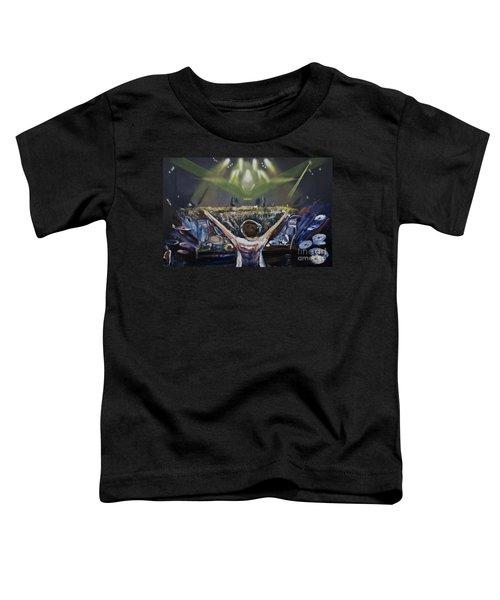 Live Dj Toddler T-Shirt