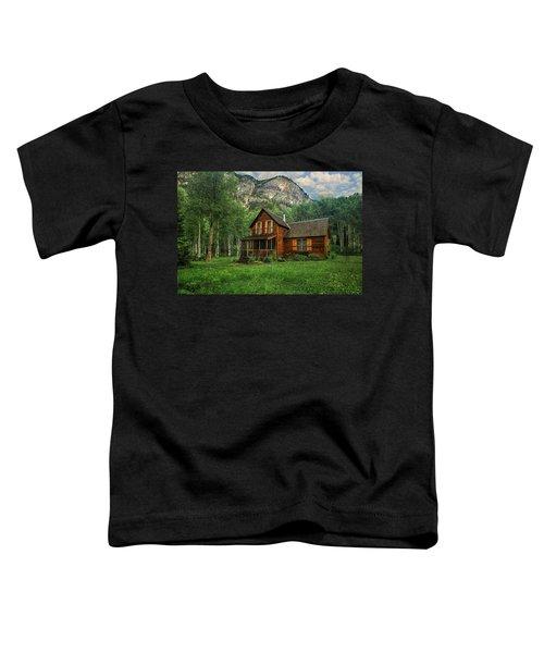 Living Crystal Toddler T-Shirt