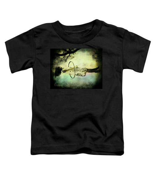 Living In The Fear Toddler T-Shirt