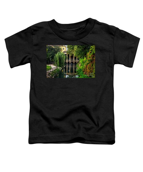Loggia Valmarana On The Seriola Toddler T-Shirt