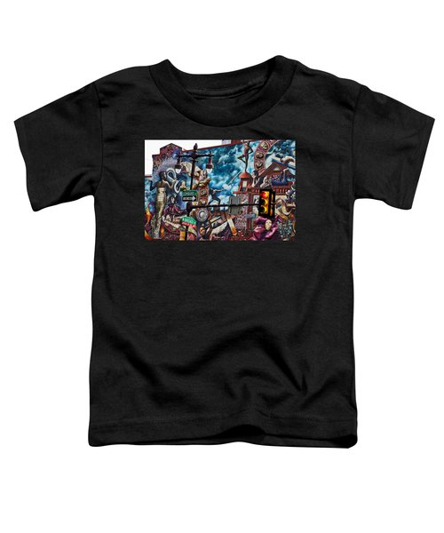 Lombard And Broad Toddler T-Shirt