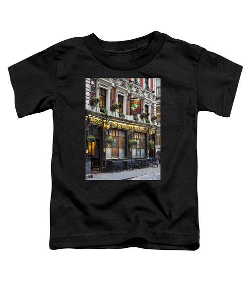 London Pub Toddler T-Shirt