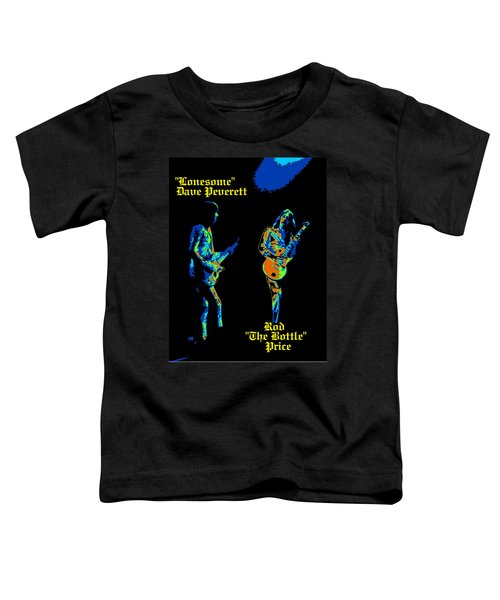 Lonesome Dave And Bottle Rod Toddler T-Shirt