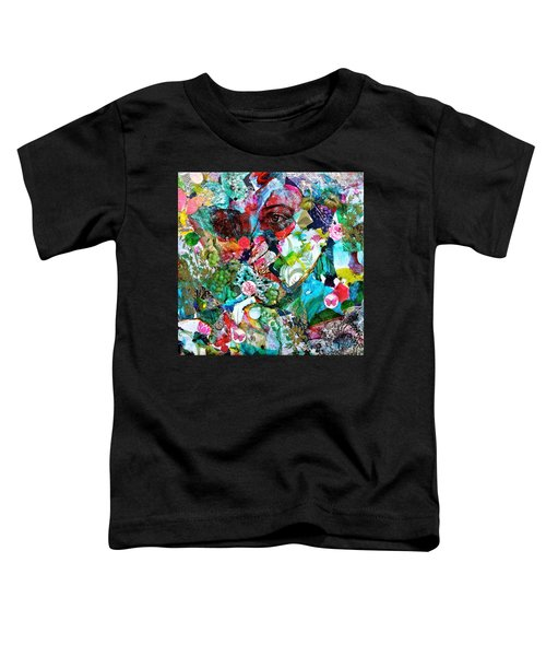 Looking Through Toddler T-Shirt by Bellesouth Studio