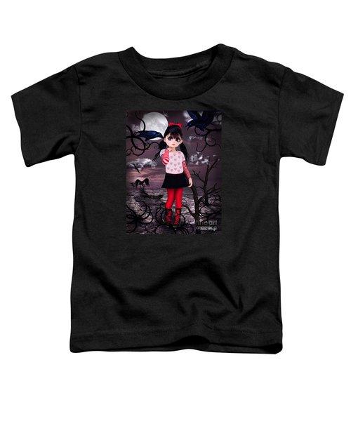 Lost Little Girl Toddler T-Shirt