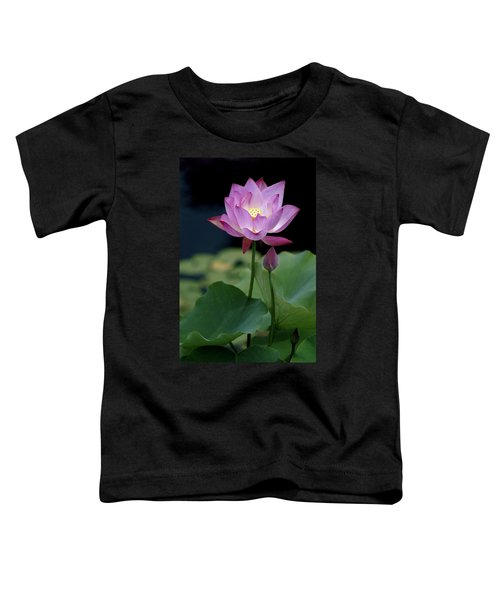Lotus Blossom Toddler T-Shirt