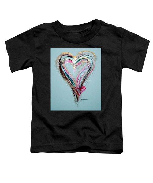Loving Heart Toddler T-Shirt