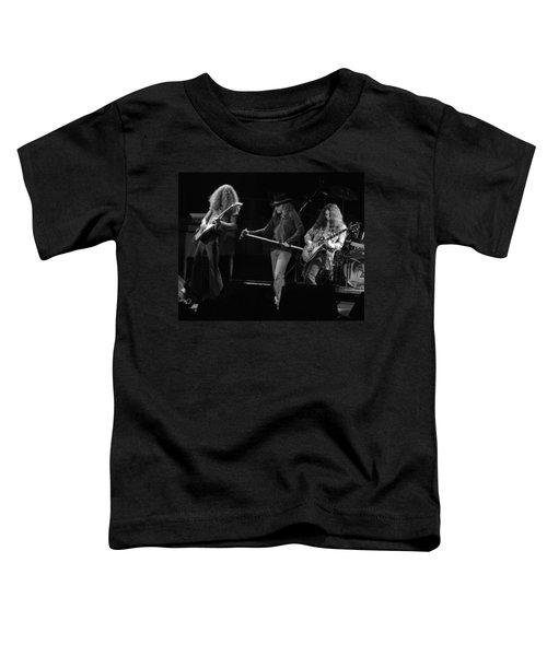 Ls Spo #17 Crop 2 Toddler T-Shirt