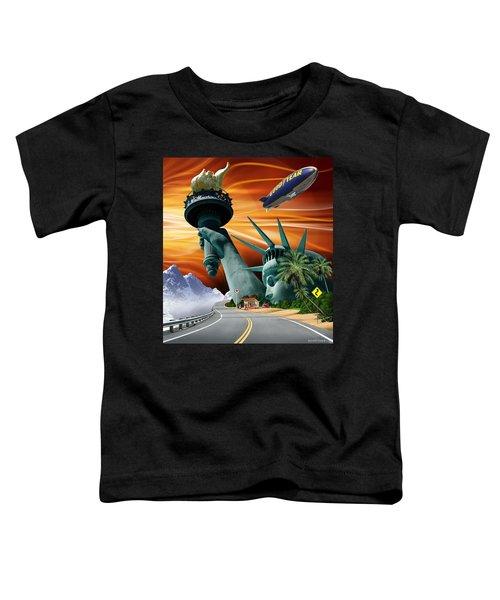 Lucky Star Toddler T-Shirt