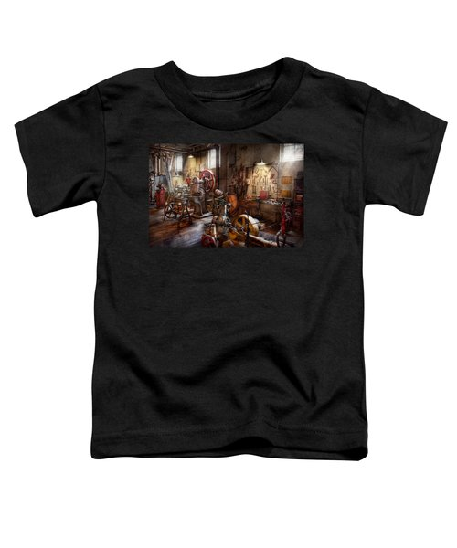 Machinist - A Room Full Of Memories  Toddler T-Shirt