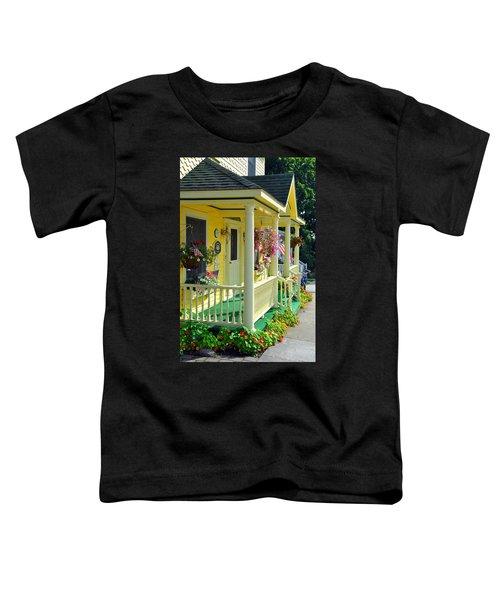 Mackinac Island Americana Toddler T-Shirt