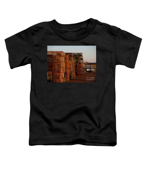 Maine Traps Toddler T-Shirt