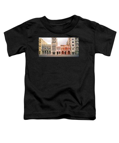 Malecon In Havana Toddler T-Shirt