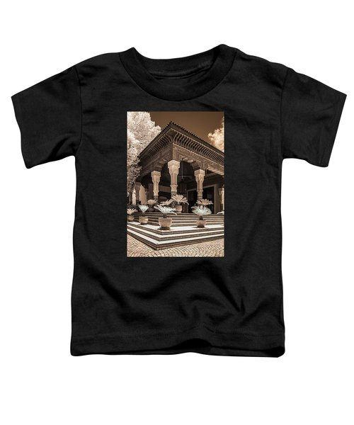 Mamounia Hotel In Marrakech Toddler T-Shirt