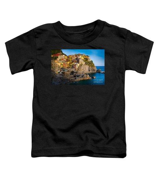 Manarola Toddler T-Shirt