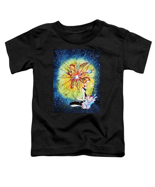 Mandala Observer Toddler T-Shirt