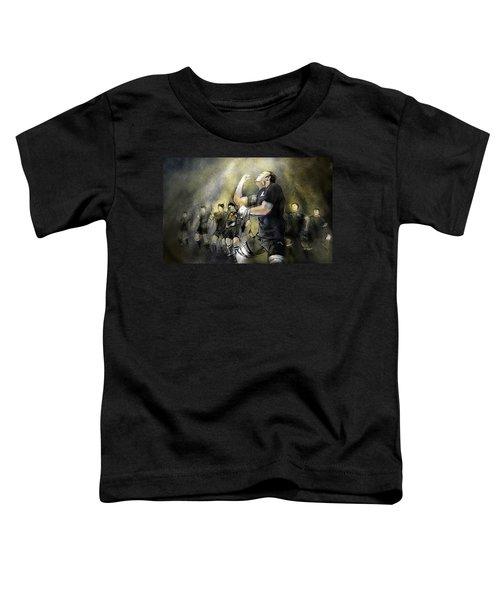 Maori Haka Toddler T-Shirt