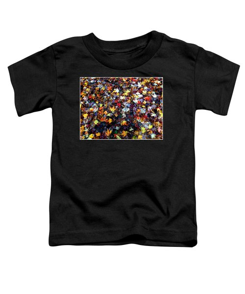 Maple Chaos Toddler T-Shirt