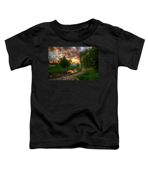 Marjorie Mcneely Conservatory Reflections Toddler T-Shirt