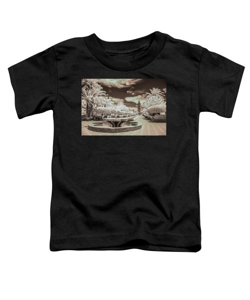 Marrakech - La Koutoubia Toddler T-Shirt