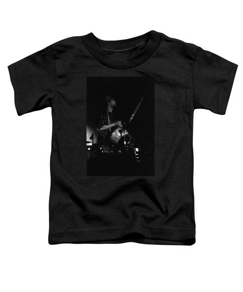 Marshall Allen Plays Strings  Toddler T-Shirt