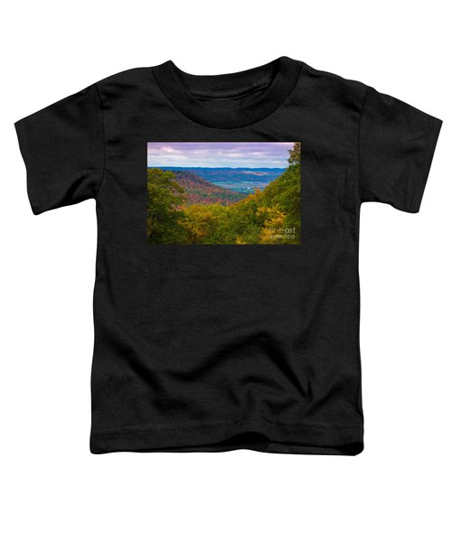 Martin Hill Foliage Toddler T-Shirt