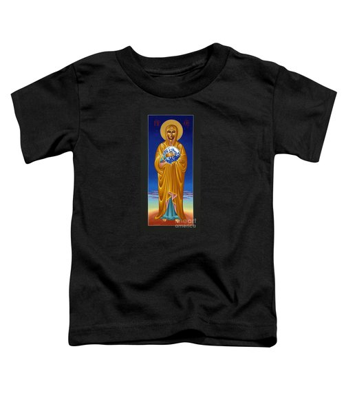 Mary Most Holy Mother Of All Nations 080 Toddler T-Shirt