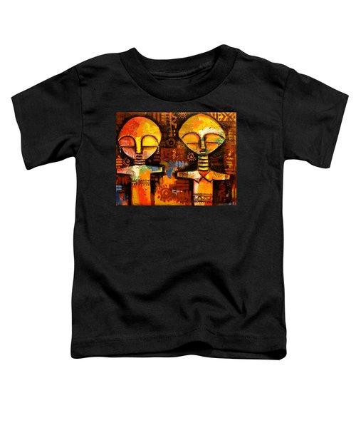Mask 5 Toddler T-Shirt