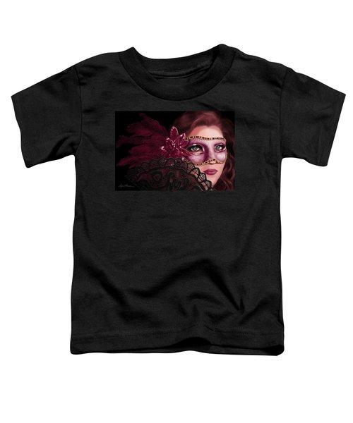 Masked I Toddler T-Shirt
