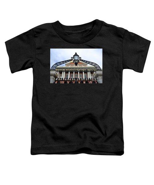 Massachusetts State House Toddler T-Shirt