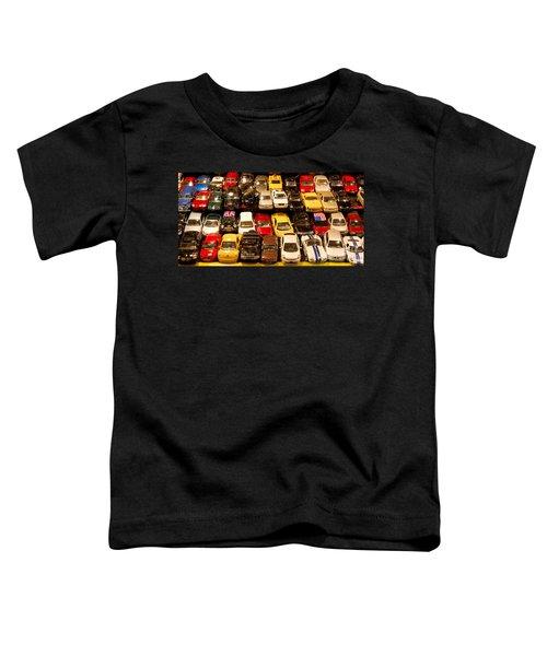 Allied Matchbox Cars  Toddler T-Shirt