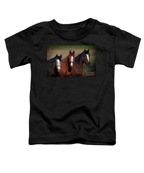 Mates Toddler T-Shirt