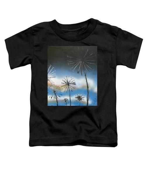 Meadow At Dawn Toddler T-Shirt