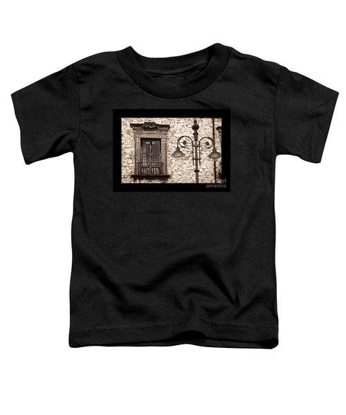 Medieval And Modern Toddler T-Shirt