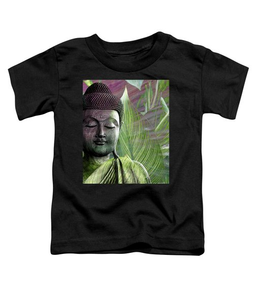 Meditation Vegetation Toddler T-Shirt