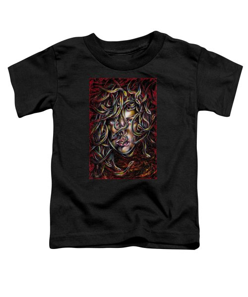 Medusa No. Three Toddler T-Shirt