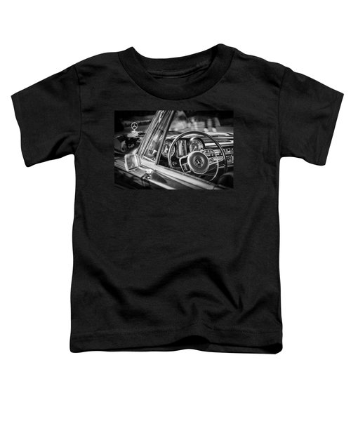 Mercedes-benz 250 Se Steering Wheel Emblem Toddler T-Shirt