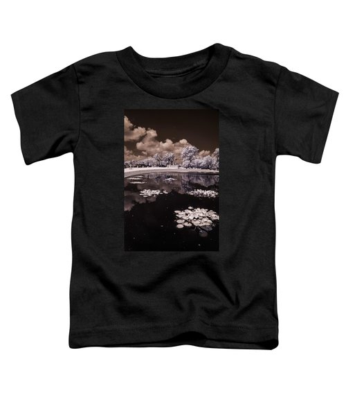 Miami Beach Lake Toddler T-Shirt