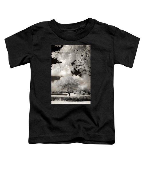 Miami Beach Park Toddler T-Shirt