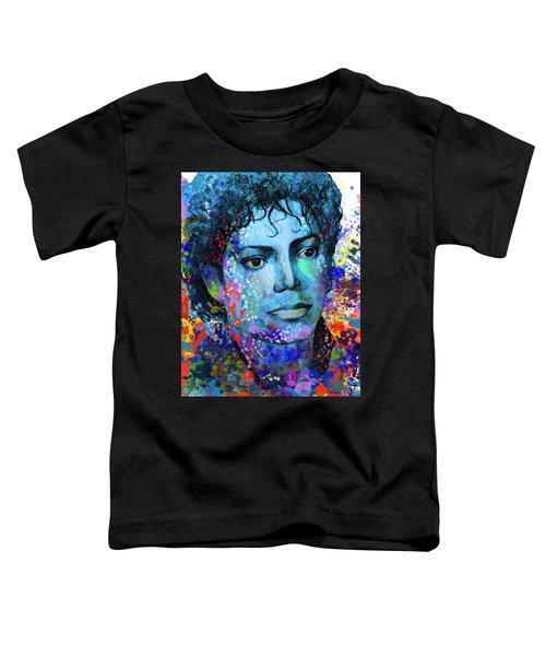 Michael Jackson 14 Toddler T-Shirt