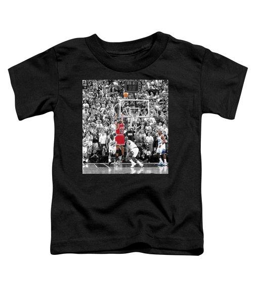 Michael Jordan Buzzer Beater Toddler T-Shirt