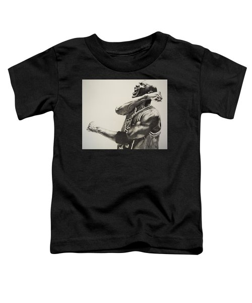 Michael Jordan Toddler T-Shirt
