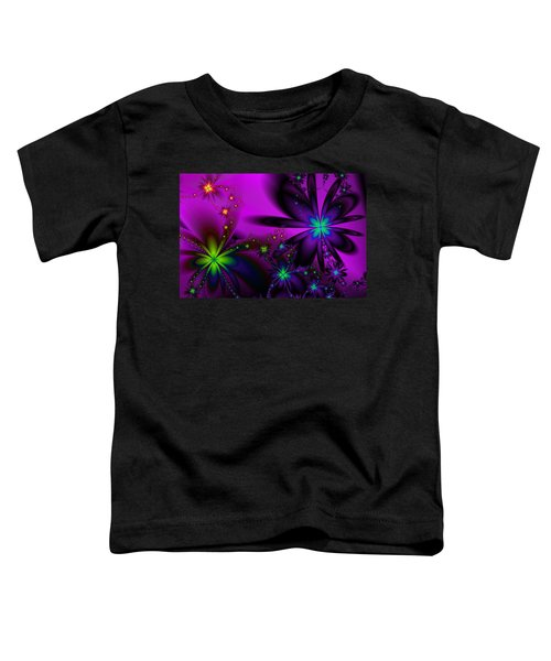 Midnight At The Oasis Toddler T-Shirt