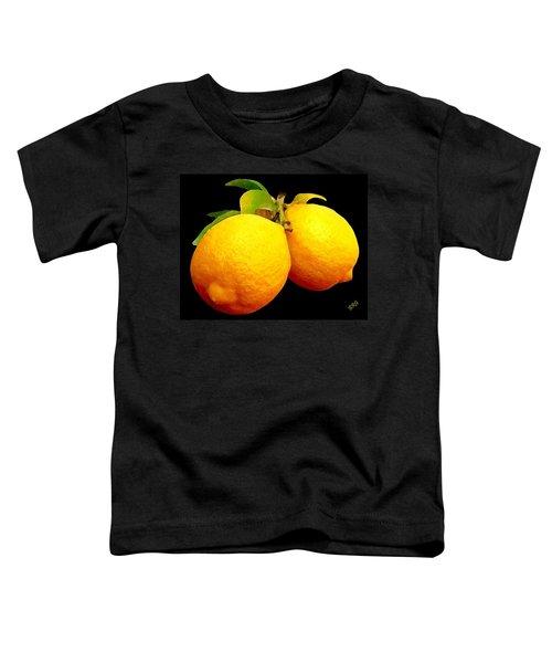 Midnight Lemons Toddler T-Shirt