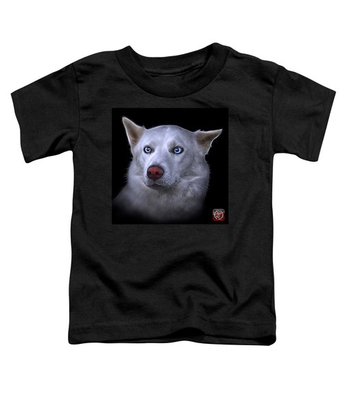 Mila - Siberian Husky - 2103 - Bb Toddler T-Shirt
