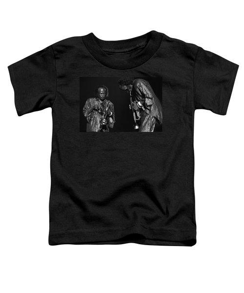 Miles Davis Toddler T-Shirt